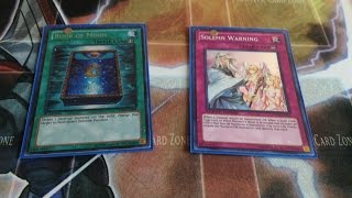 How to Play Yugioh Part 4 (Spells and Traps)
