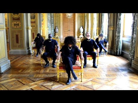 Overprotected - Britney Spears - Bartholomé Girard Choreography - Paris City Hall video