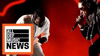 Future Drops 'Mask Off' Remix Featuring Kendrick Lamar