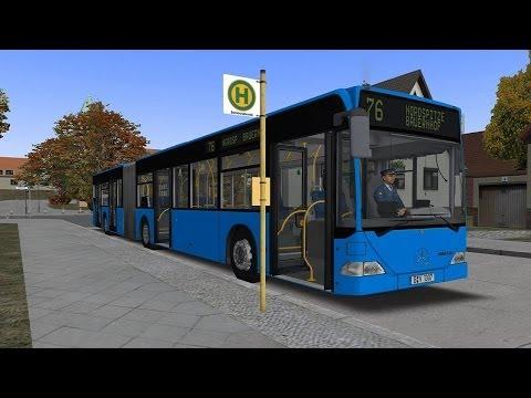 OMSI 2 - Der Omnibussimulator   Test // Review