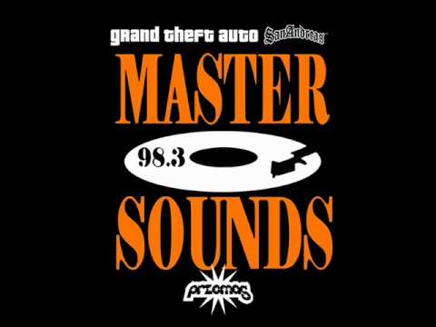 James Brown - Funky President (Master Sounds 98.3)