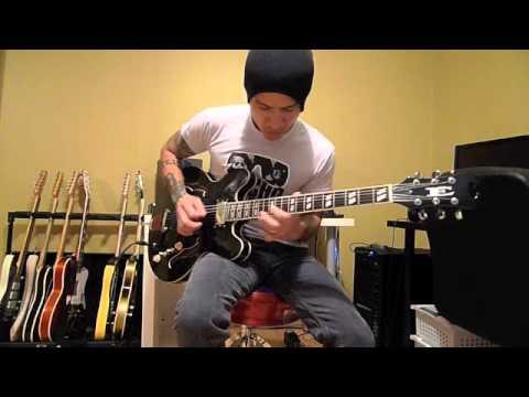 Eastwood Joey Leone SUPERFAST Guitar DEMO - RJ Ronquillo
