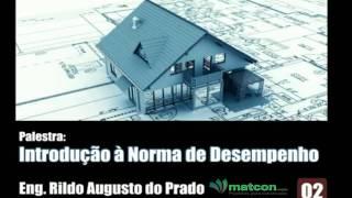 Matcon - Palestra: Introdução à Norma de Desempenho - NBR 15575
