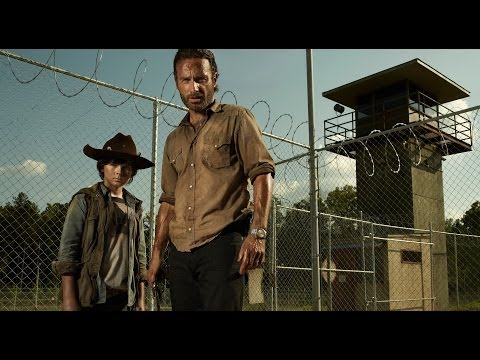 Ben Howard - Oats In The Water - The Walking Dead - Lyrics - Hd video