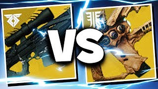Destiny 2 - WHISPER OF THE WORM VS 1000 VOICES (Which is Better?)