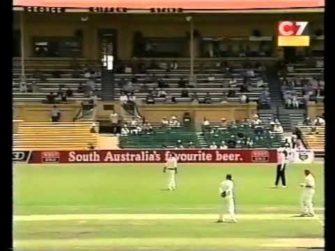 Darren Lehmann 136 vs Pakistan 1999/00