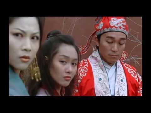 《大話西遊大聖娶親》爆笑片段,周星馳朱茵經典對白