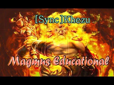 [Sync]KheZu - Magmus Educational