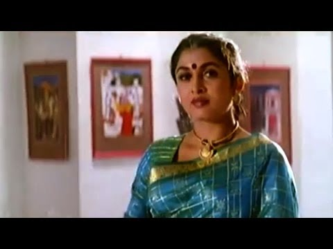 Narasimha Movie || Dailogues at Ramya Krishnas House