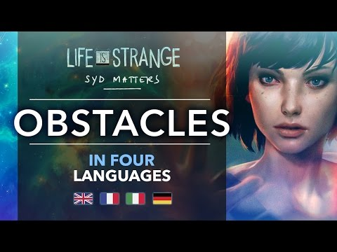 Life Is Strange - Obstacles | 4 LANGUAGES BLUE COVER