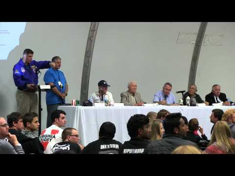 The Great Moonbuggy Race 2013 - Rover Pioneers  - Panel