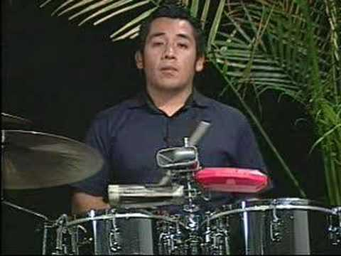Poncho Sanchez- Fundimentals of Latin Music- Timbale Music Videos