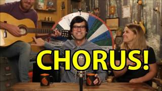 Rhett and Link - Thursday Means Mail (Margaritaville) {w/ lyrics}
