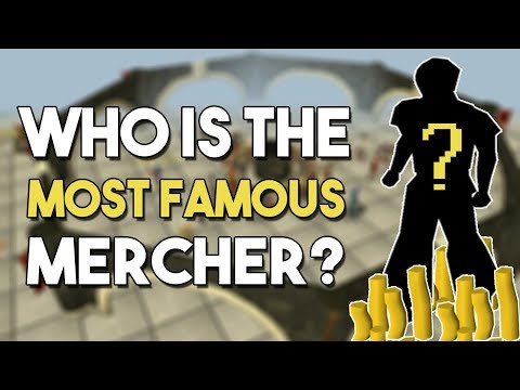 Who is the Most Famous Mercher of All Time? The Most Historic Merchant of Oldschool Runescape [OSRS]