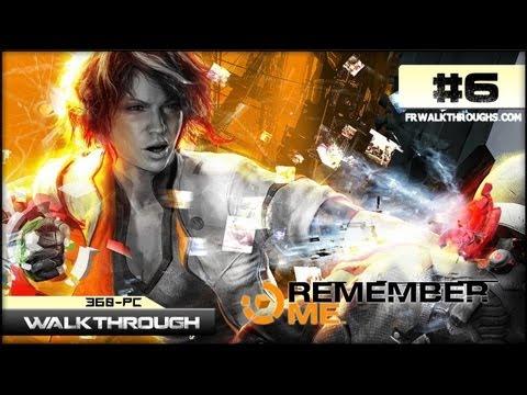 Remember Me Walkthrough - Episode 2 (360/PS3/PC-HD) Kid X-mas