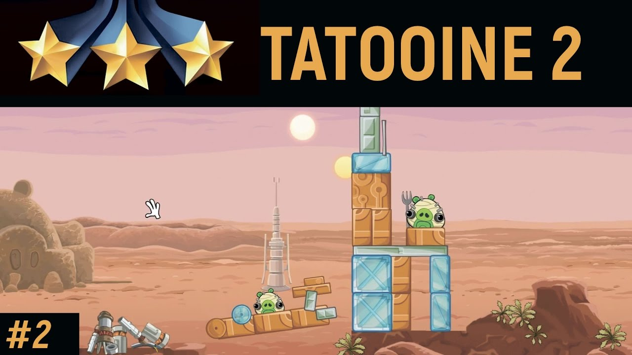 Angry Birds Star Wars 2 Games Download