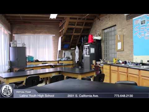 Virtual Tour of Latino Youth High School