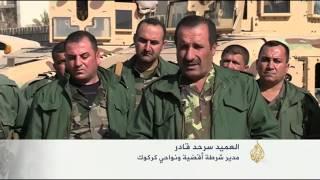 مقتل 35 وإصابة 215 من البشمركة في معارك بكركوك