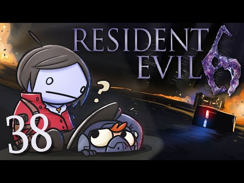 Resident Evil 6 /w Cry! [Part 38] - Ddddddeb~orah Returns!