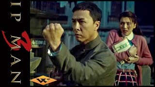 Martial Arts Movies: IP MAN 3 (2016) Clip 2 - Well Go USA
