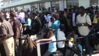 Haiti Earthquake Airport Is Operating At Maximum Capacity