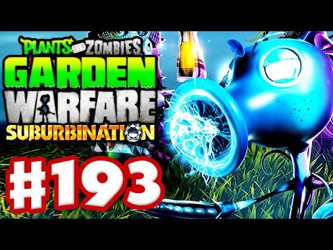 Plants Vs. Zombies: Garden Warfare   Gameplay Walkthrough Part 193   Plasma  Pea   Suburbination DLC | Plants Vs ...