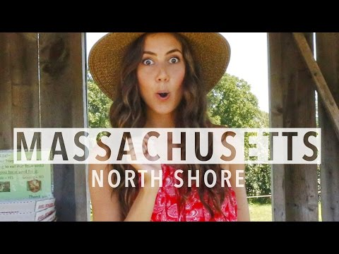 Massachusetts North Shore  Travel Guide
