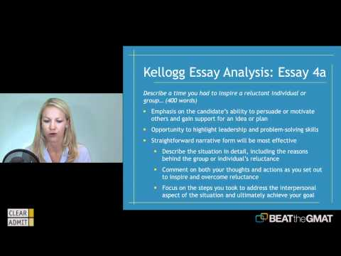 kellogg essays 2014 To get into kellogg,  what kellogg looks for in mba applicants by: jeff schmitt on december 20, 2014 | 0 comments 12,975 views.