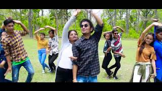 Bhunti - Nishan Bhattarai (Cover Dance)  Ft.Alish(ishor) bhatt & Friends