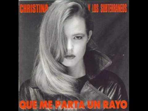 Christina y Los Subterráneos - Ni Una Maldita Florecita