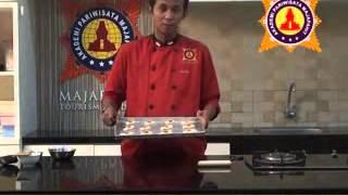 resep praktis membuat roti unyil srikaya bun-info dvd hub 031-8433224-5