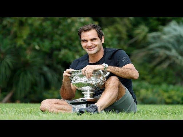 "Roger Federer calls sixth Australian Open win ""surreal"""