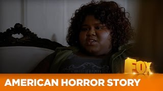 "AMERICAN HORROR STORY: COVEN | ""Inside: Voodoo Queenie"" 
