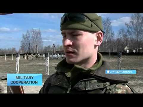 Military Cooperation: British soldiers train Ukrainian troops in urban warfare techniques