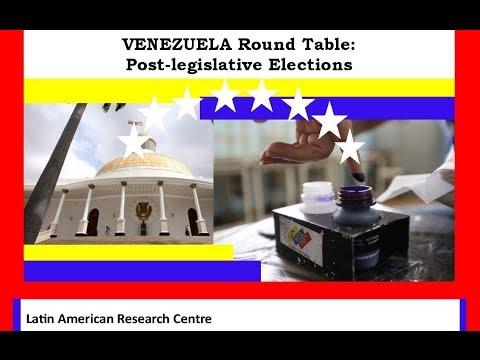 Canada Venezuela Democracy Forum Live Stream