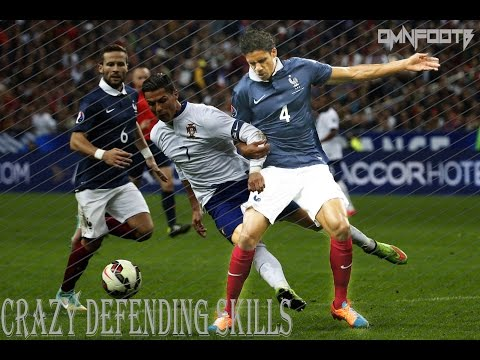 Raphael Varane ● Crazy Defending Skills ● Sprint Speed HD