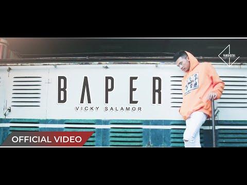 VICKY SALAMOR - Baper (Official Music Video)