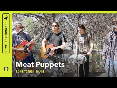 "Meat Puppets ""Sometimes Blue"": Stripped Down By The River @ SXSW"