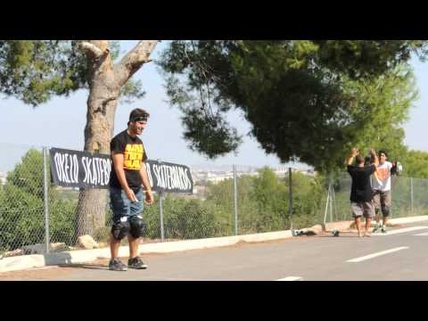 Alexandre Brines Jump Around - Volatile Longboards