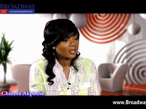Chioma Akpotha Interview - Broadway Africa