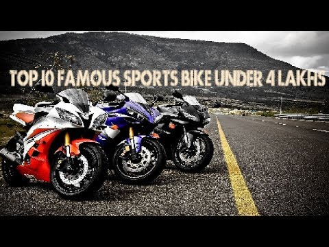# TOP 10 FAMOUS SPORTS BIKES UNDER 4 LAKHS || KISHOR_OFFICIAL ||