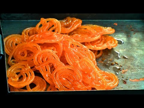 JALEBI | STREET FOOD | HYDERABAD STREET FOOD