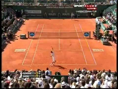 Novak Djokovic vs. Rafael Nadal - ATP Masters Final Monte-Carlo 2013 - Highlights 21.04.2013