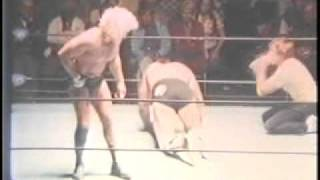 Ric Flair vs Blackjack Mulligan - Texas Death Match