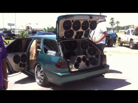Great Sound System Atr Truck And Suv Show Youtube