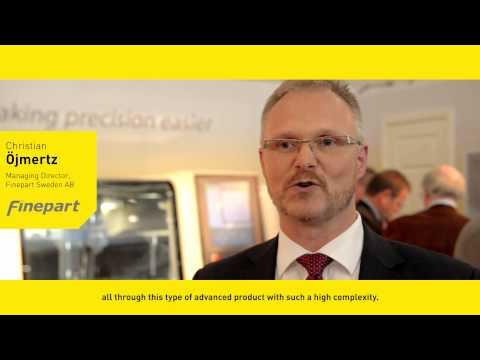 FANUC at EMO 2013 – International Statements