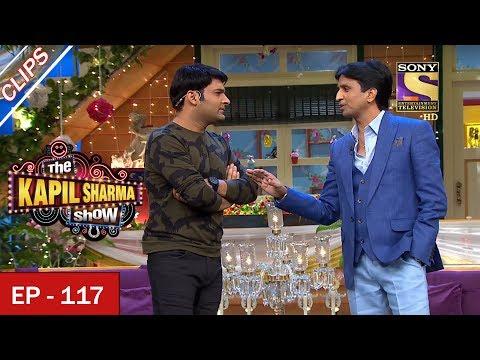 Dr. Kumar Vishwas Shayari - The Kapil Sharma Show - 1st July, 2017