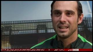 Alexander Nouri in BBC Persian Interview