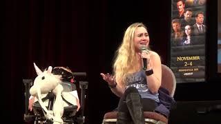 SPNMINN 2018 Rachel Miner Panel