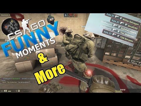 THATS HOW YOU RETAKE A SITE!!- CS GO Funny Moments & More in Competitive